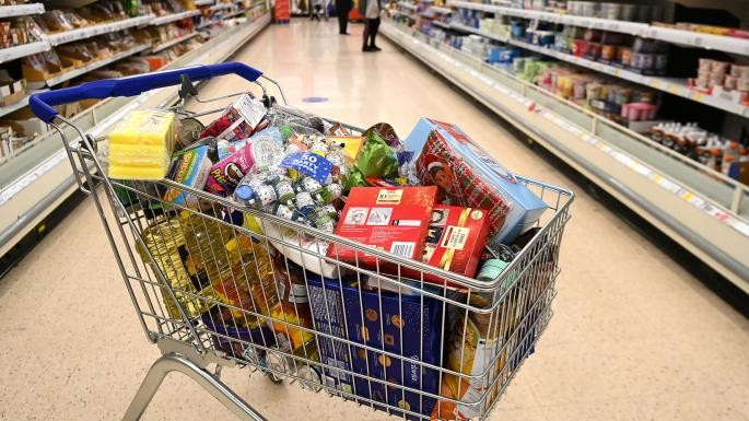 Ministers warn supermarkets to stockpile food amid no‑deal Brexit fears