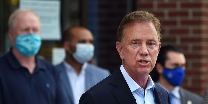 Connecticut Governor Defends Refusal to Increase Taxes on Wealthy