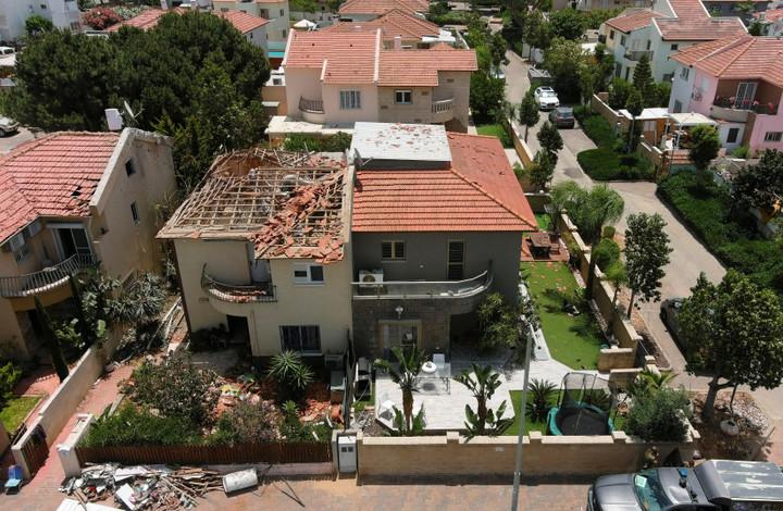 Two Israelis killed in Ashkelon rocket attack; Terrorists killed in Gaza