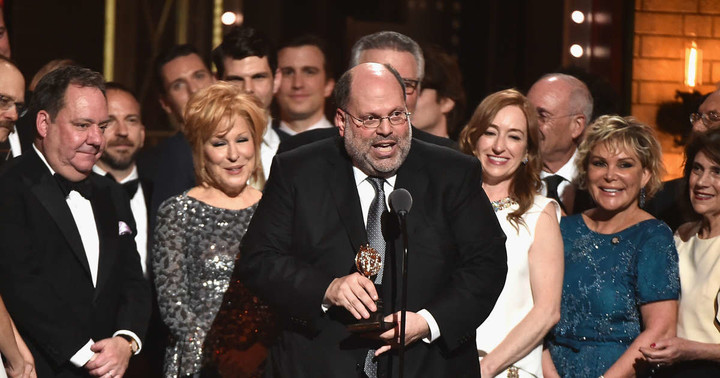 Broadway producer Scott Rudin steps aside amid accusations of abusive behavior going back decades, apologizes for pain he caused