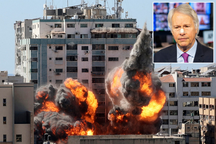 AP Hamas claim panned, Blinken's 'seen no evidence' of presence in their  HQ