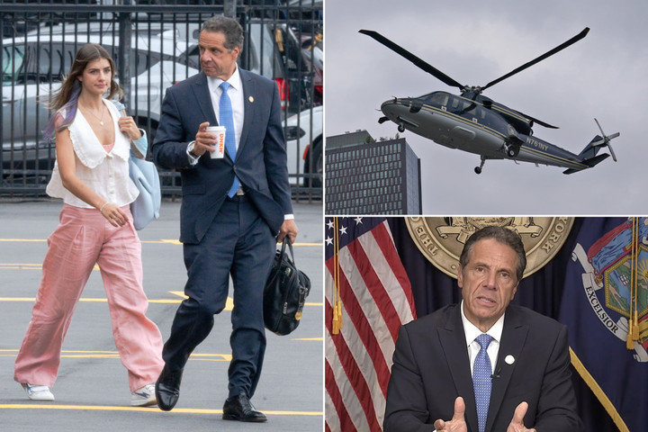 Andrew Cuomo resigns as governor of New York