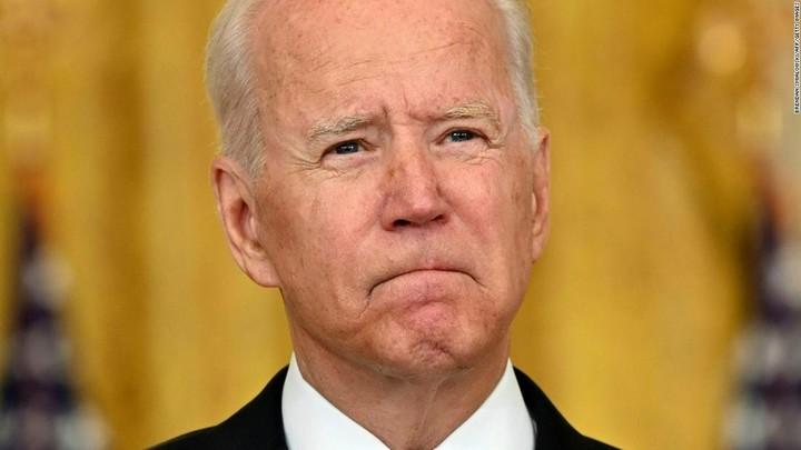 Biden administration embroiled in internal blame-shifting amid Afghanistan chaos   CNN Politics
