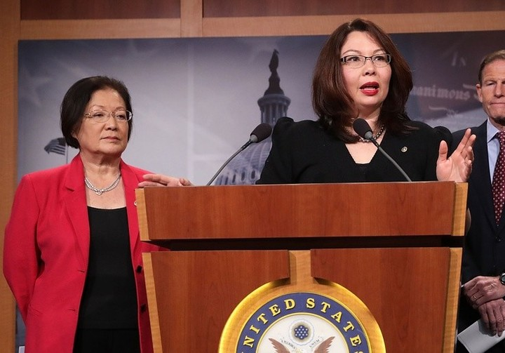 The Eight Hour Protest: Dem Senators Back Away from Boycott of White Nominees