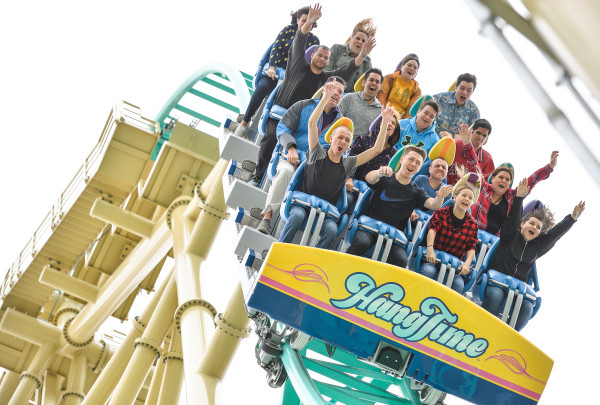 No Screaming On California Theme Park Rides, Guidelines Say