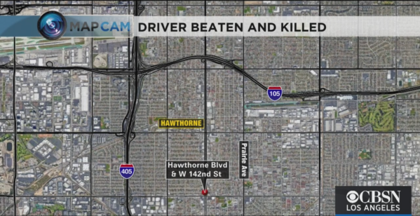 Driver Allegedly Beaten To Death After Attempting To Hit Crowd With Vehicle