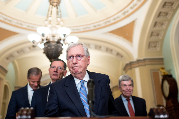 Democrats, Republicans agree to short-term debt limit increase - Roll Call