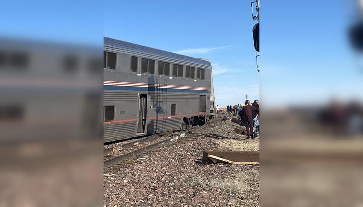 Three people killed in Amtrak train derailment in Montana - KXLY