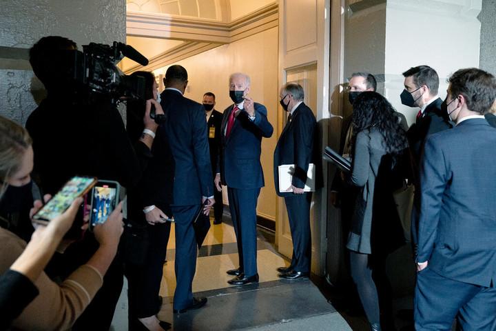 Biden Throws In With Left, Leaving His Agenda in Doubt