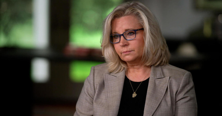 Liz Cheney on being a Republican while opposing Donald Trump